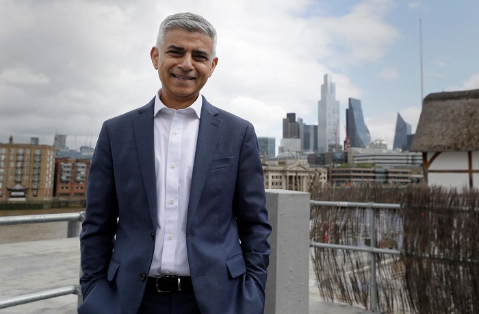 London mayor sends message of support to Hong Kong migrants