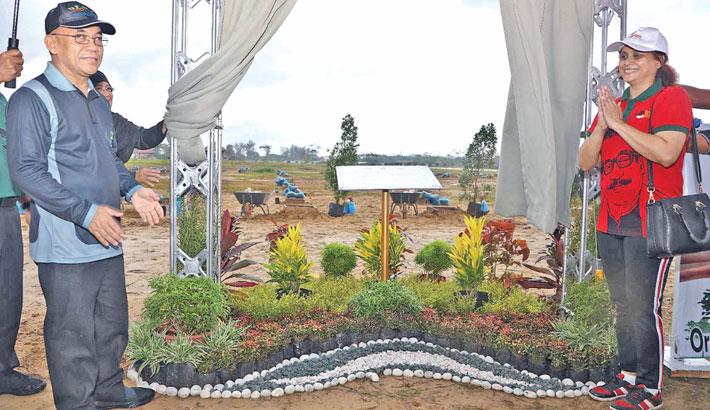Bangladesh mission in Brunei Darussalam arranges tree plantation programme