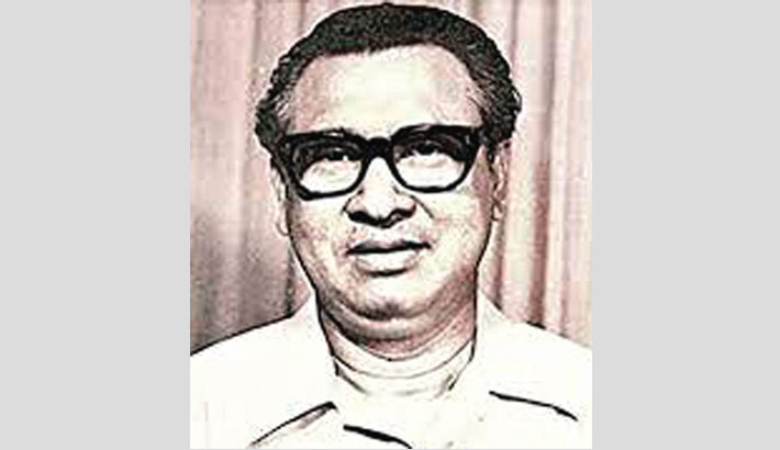 Tajuddin's 96th birth anniv observed