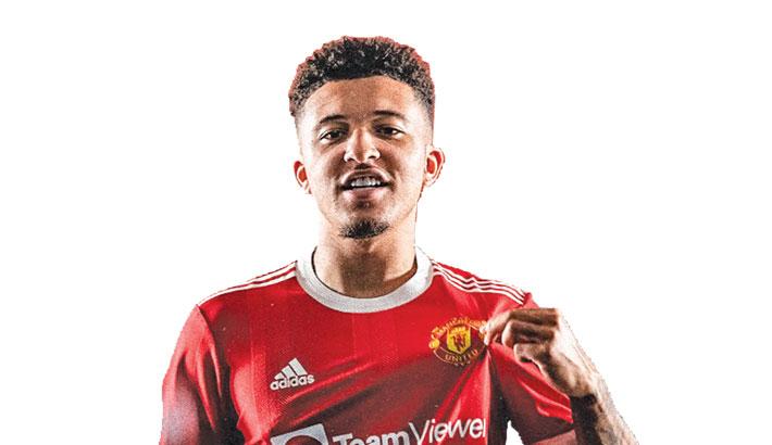 Man Utd sign Sancho from Dortmund