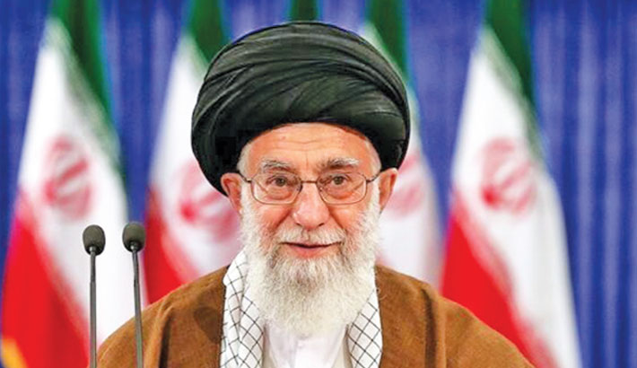 Khamenei warns protesters not to give ammo to Iran foes