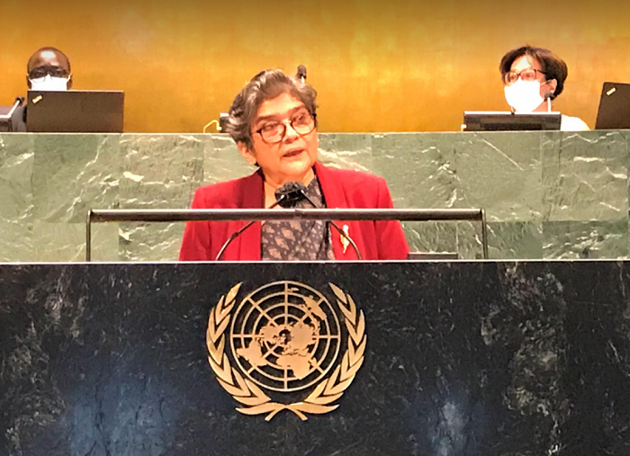 Bangladesh's UN envoy introduces first ever UNGA resolution on vision impairment