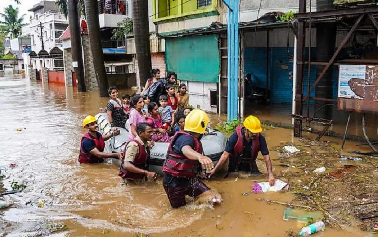 129 dead as landslide, heavy rain hit Maharashtra