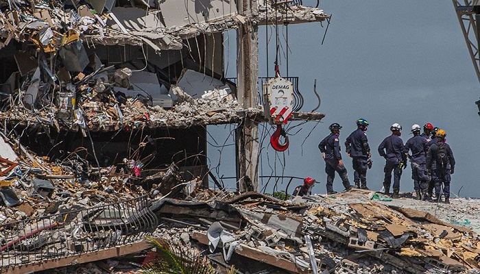 Surfside tower collapse: No sign of final victim as Miami search ends