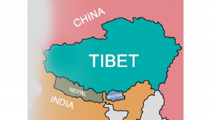 Yesterday Tibet! Today India! Tomorrow Ceylon?
