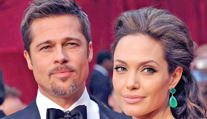 Jolie scores win in Pitt legal battle as judge thrown off case