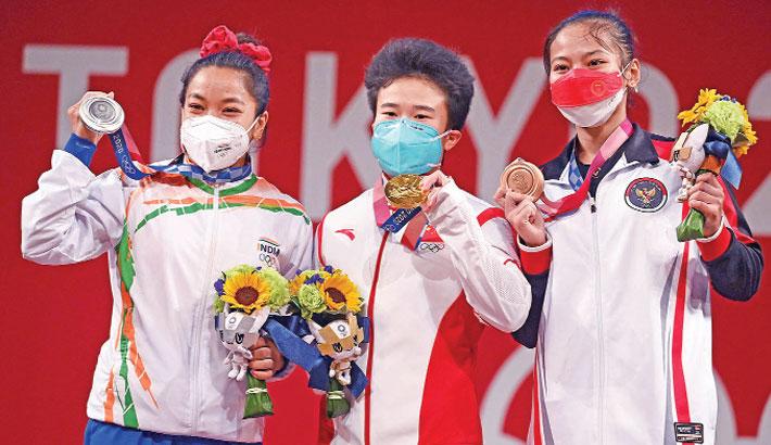 India's Olympic hero Mirabai says Tokyo silver built on Rio failure
