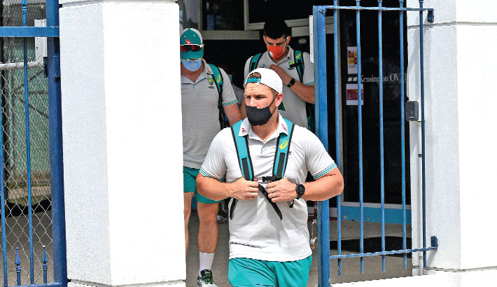 BCB relieved as covid scare ends