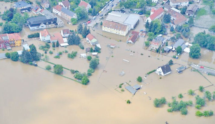 Science failed to predict flood, heat intensity