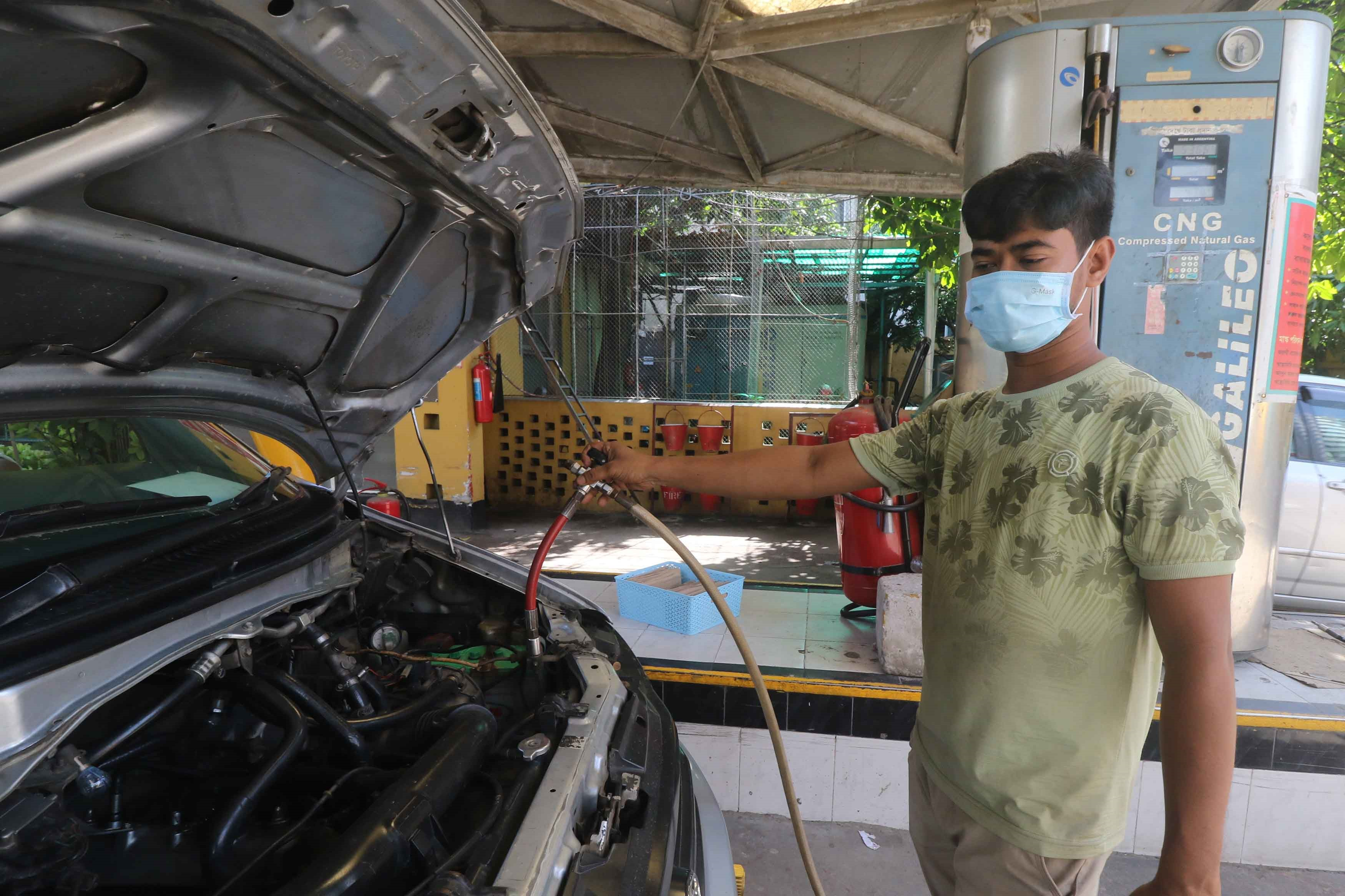 CNG stations to remain closed in electricity peak hours