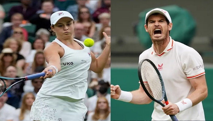 Barty beaten; Murray withdraws from Olympic singles