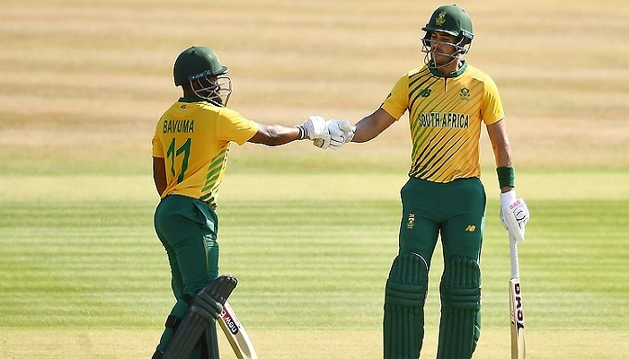 Bavuma leads from front as South Africa sweep Ireland in T20 series