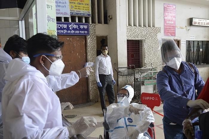 Bangladesh reports record corona deaths, infections