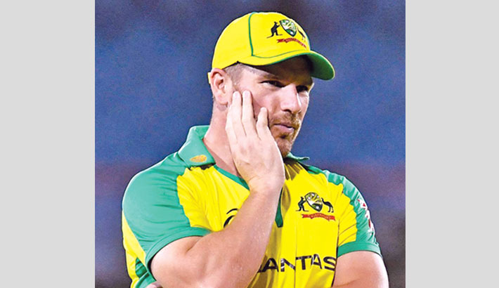 Finch ruled out of Bangladesh tour