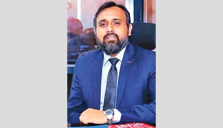 A Bangladeshi talent leads high-tech multinational