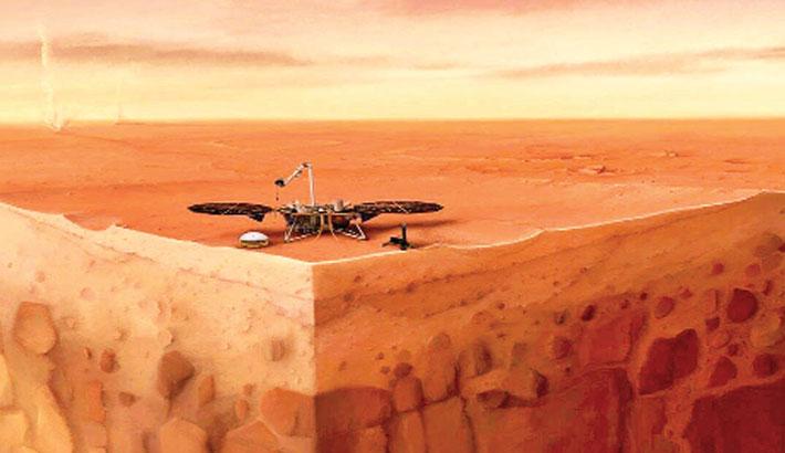 Marsquakes reveal planet anatomy