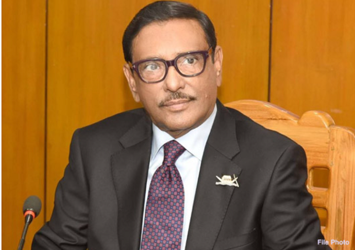 Criticism of govt now BNP's only political programme: Quader