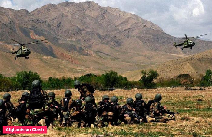 Afghanistan clash: ANDSF retakes Korakh district