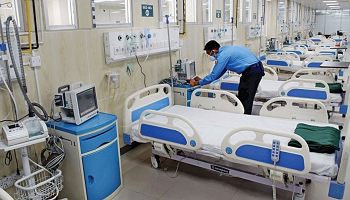 Covid-19 Surge: Too many patients for a few hospital beds