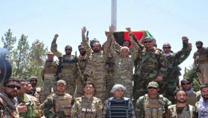 ANDSF Retakes Herat's Karokh District Amid Fresh Spate of Battles