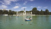 Madrid's Paseo del Prado, park win World Heritage status