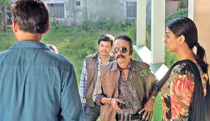 'The Mastermind', a telefilm, will be aired on Banglavision at 02:10pm today. Scripted by Gulshan Habib Razib and directed by Golam Sohrab Dodul, the play stars Salauddin Lavlu, Monoj Kumar Pramanik, Nazia Haque Orsha, Dipok Sumon, Hindol Roy, Shamantha, Rupkotha, Shuchona and others.
