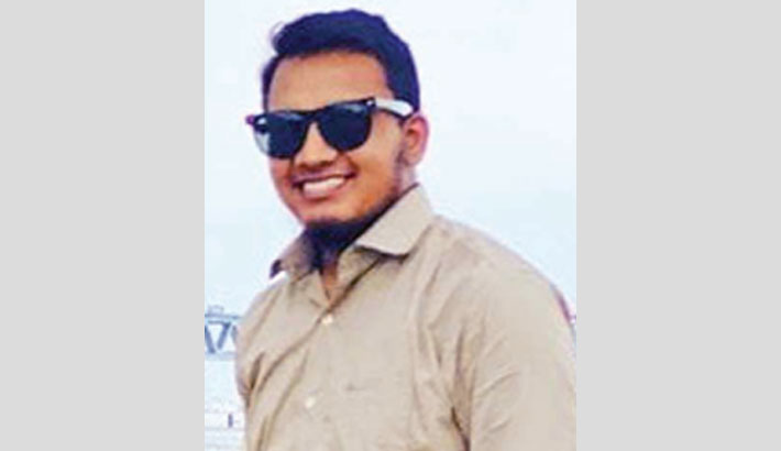 Promising musician Al Imran