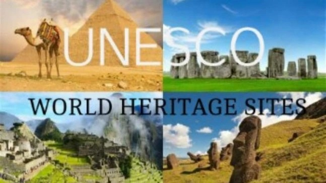 Outstanding sites added to UNESCO World Heritage List
