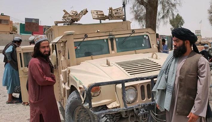 How the Taliban retook half of Afghanistan