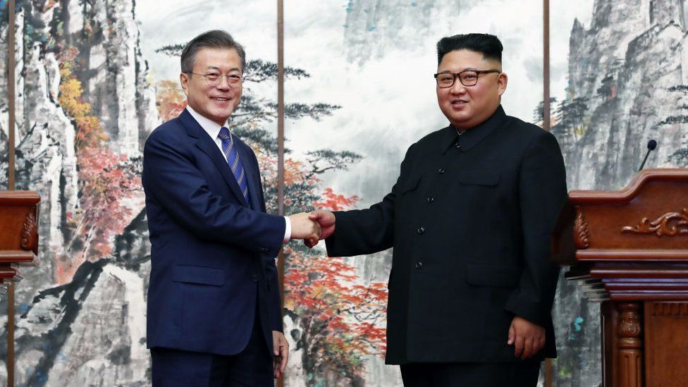 Two Koreas agree to restore severed communications