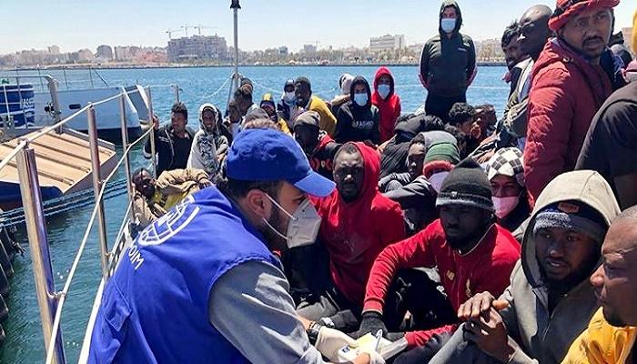 At least 57 Europe-bound migrants drown off Libya: IOM