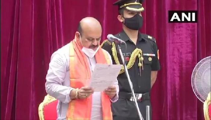 Basavaraj Bommai sworn in as India's Karnataka chief minister