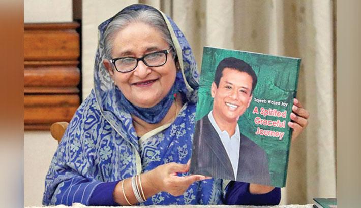 PM goes down memory lane on Joy's birth