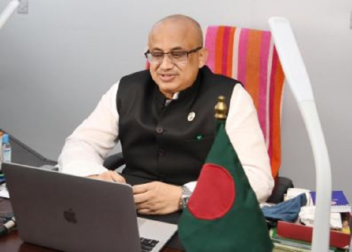 Future Bangladesh awaits Joy's leadership: Murad