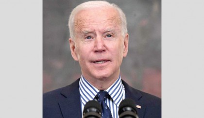 US combat forces to leave Iraq this year-end: Biden