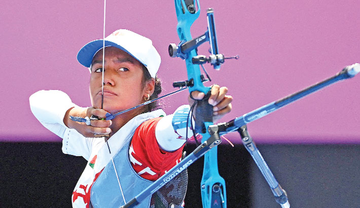 Archer Diya to compete in singles today