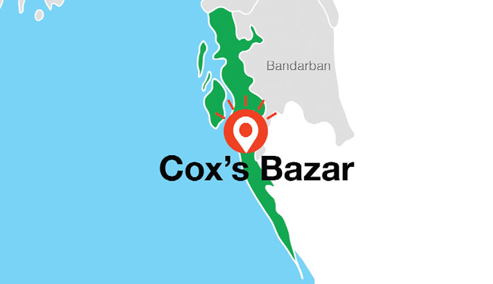 Flash flooding likely to hit Cox's Bazar, Bandarban