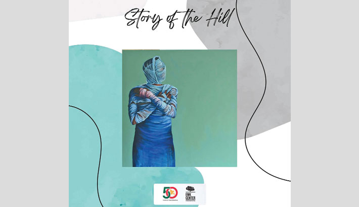 Jayatu's 'Story of Hill' depicts the lifestyle of indigenous people