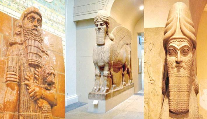 US to return treasure trove of antiquities to Iraq