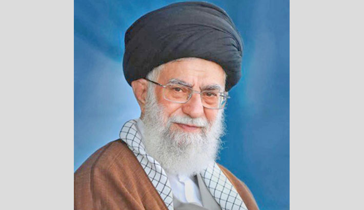 Khamenei blames 'cowardly' US for pause in nuclear talks