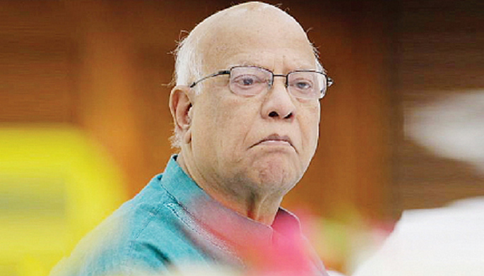 Ex-finance minister Muhith admitted to CMH with Covid