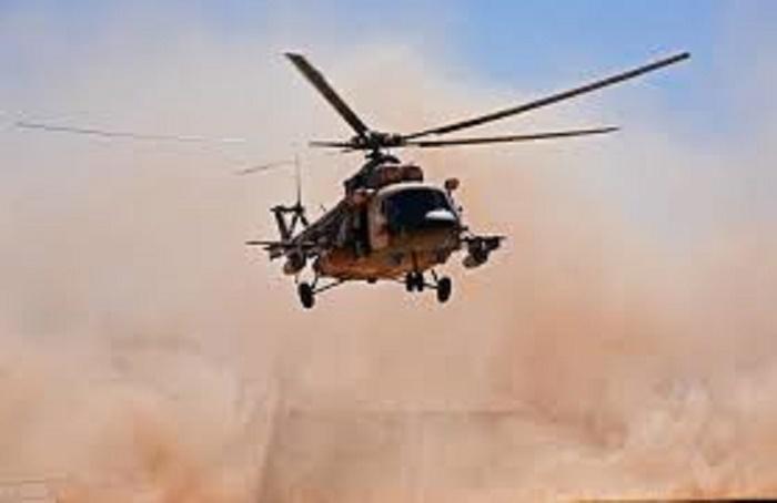 Helicopter crash kills five on 'combat mission': Iraq military