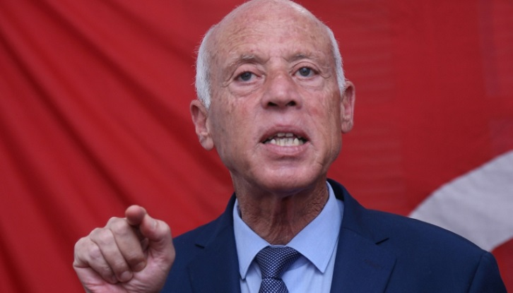 After power grab, Tunisia's Saied declares graft crackdown