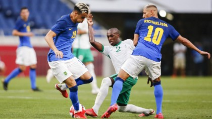 Richarlison fires Brazil into Olympics quarter-finals, Germany out