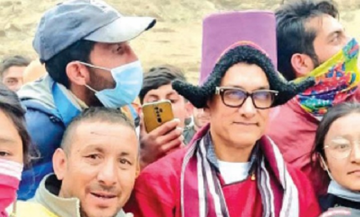 Aamir Khan wraps up Kargil shoot for 'Laal Singh Chaddha'
