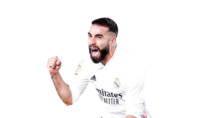 Carvajal signs Real contract extension
