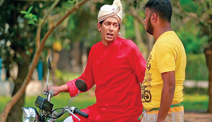 'Montu Miar Motorcycle, a special drama, will be aired on Boishakhi TV at 08:30pm today. Directed by Shakal Ahmed, the play stars Chanchal Chowdhury, Nabila Islam and others.