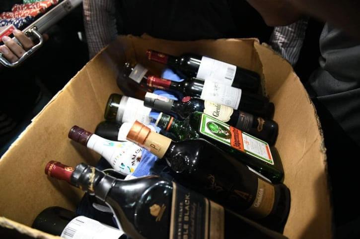 RAB seizes liquor, casino equipment from Helena's residence