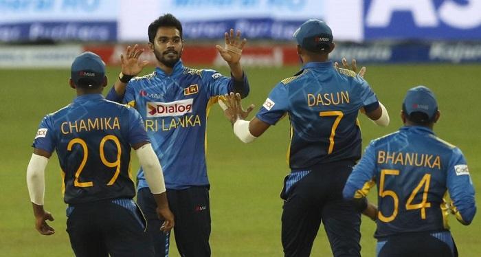 Sri Lanka wins T20 series against India