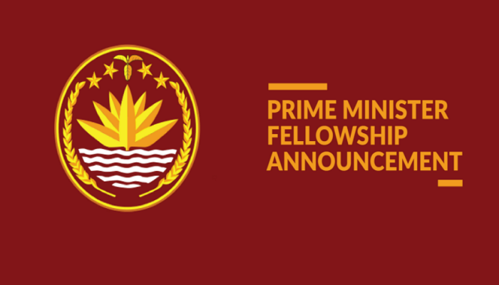 55 to receive Prime Minister's Fellowship